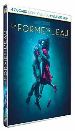 Forme de l'eau (La) / Guillermo del Toro, réal. | Del Toro, Guillermo (1964-....). Metteur en scène ou réalisateur. Scénariste. Producteur