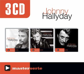 Master série - Volume 1 - Volume 2 - Volume 3 / Johnny Hallyday | Hallyday , Johnny