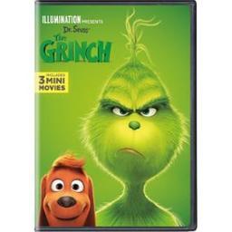 Grinch (Le) (2018) | Mosier, Scott (1971-....). Metteur en scène ou réalisateur