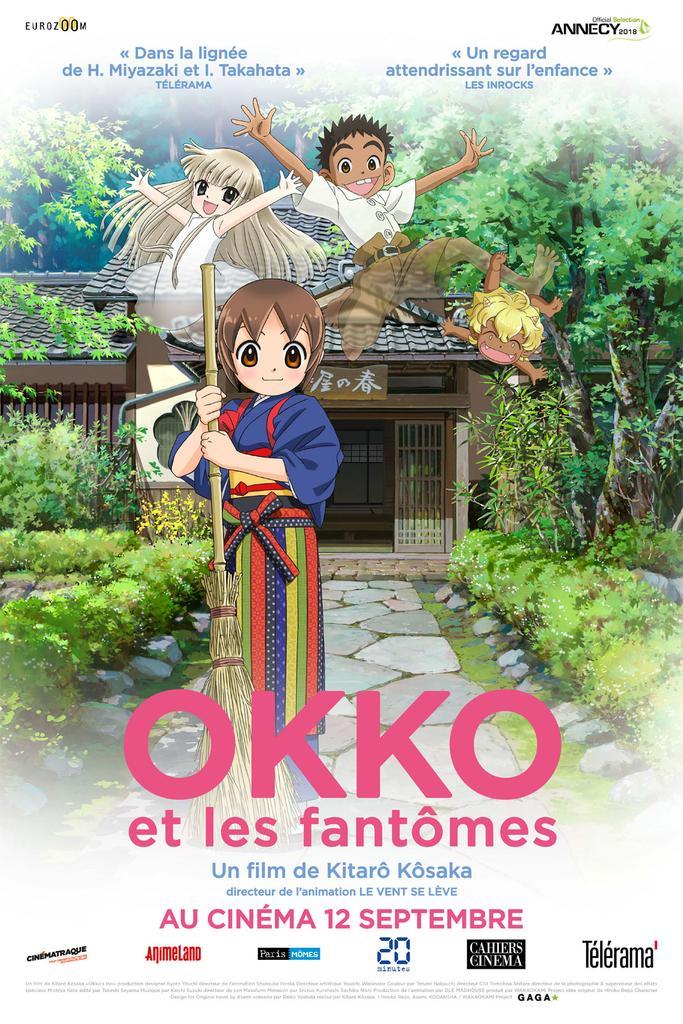 Okko et les fantômes   Kôsaka, Kitarô