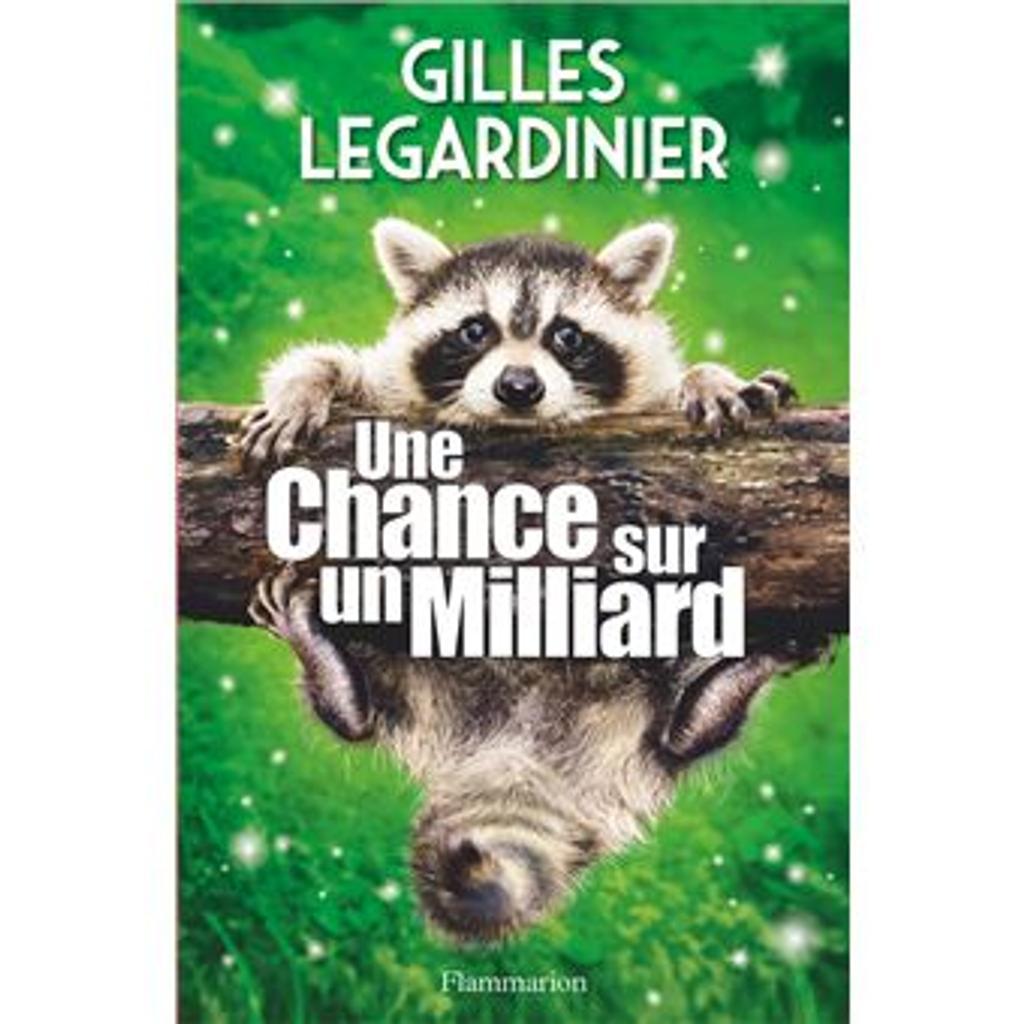 Une chance sur un milliard : roman / Gilles Legardinier | Legardinier, Gilles (1965-....). Auteur